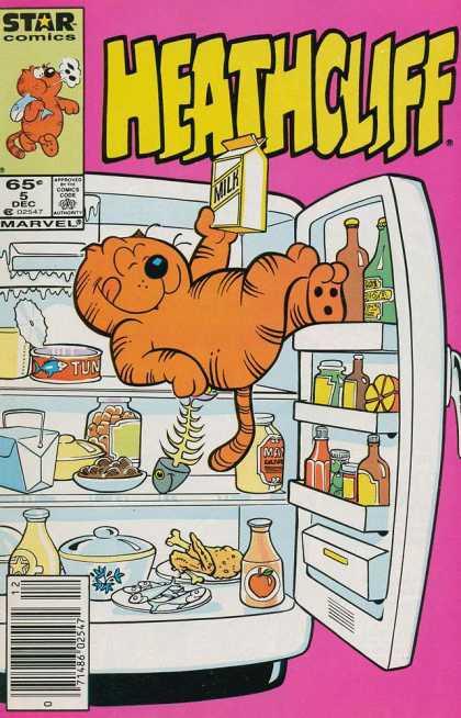 Heathcliff Vol 1 5
