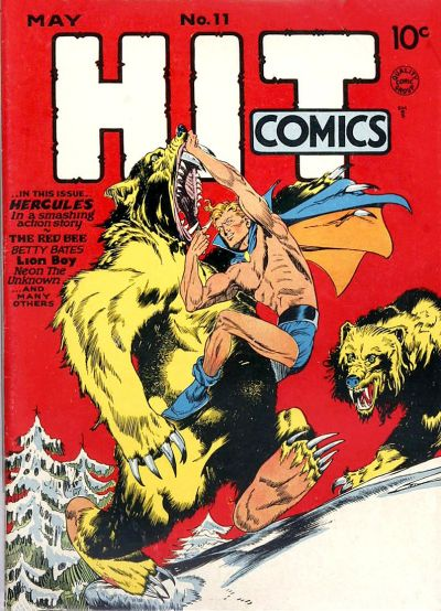 Hit Comics Vol 1 11