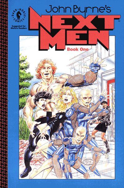 John Byrne's Next Men TPB Vol 1
