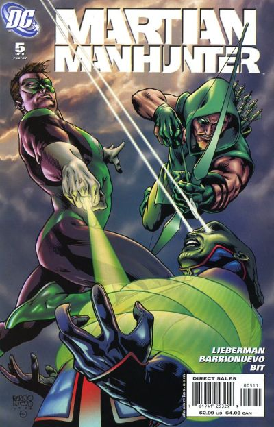 Martian Manhunter Vol 3 5