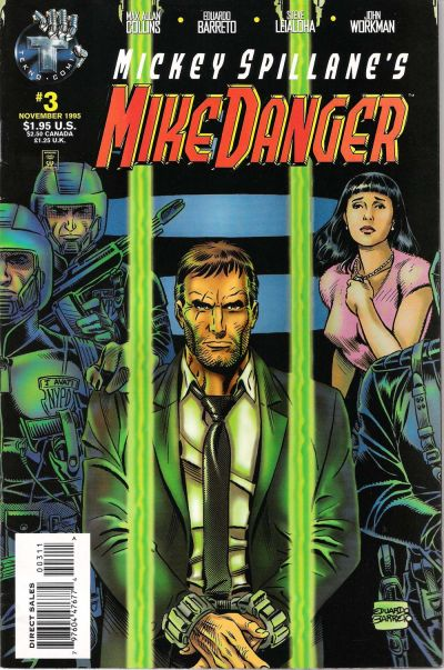 Mickey Spillane's Mike Danger Vol 1 3