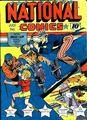 National Comics Vol 1 1