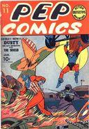 Pep Comics Vol 1 11