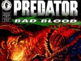 Predator: Bad Blood Vol 1 1