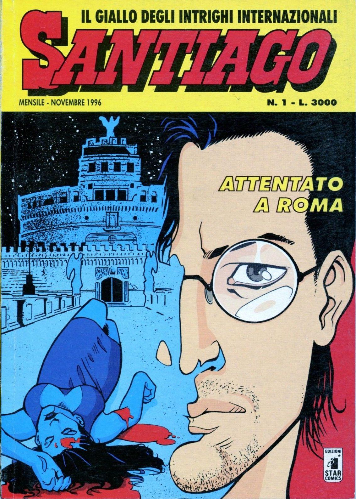Santiago Vol 1