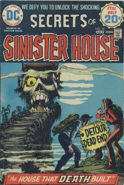Secrets of Sinister House Vol 1 18