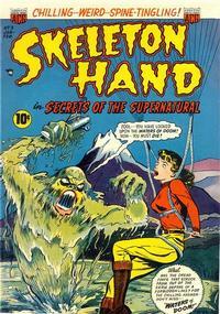 Skeleton Hand Vol 1 3