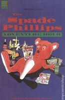 Spade Phillips Adventure Hour Vol 1 4
