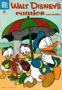Walt Disney's Comics and Stories Vol 1 201