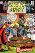 World's Finest Comics Vol 1 187