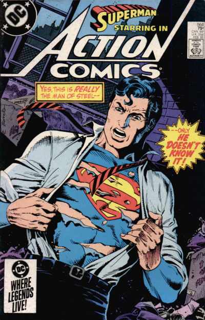 Action Comics Vol 1 564