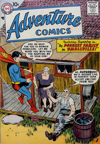 Adventure Comics Vol 1 244