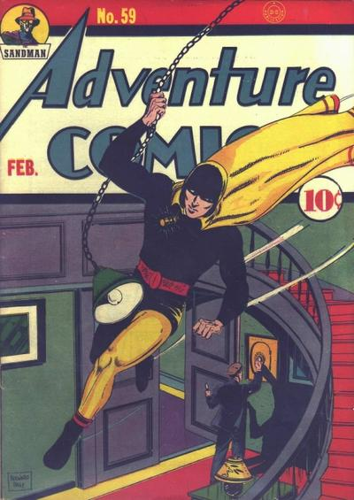 Adventure Comics Vol 1 59