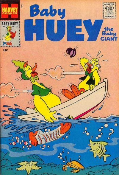 Baby Huey Vol 1 21