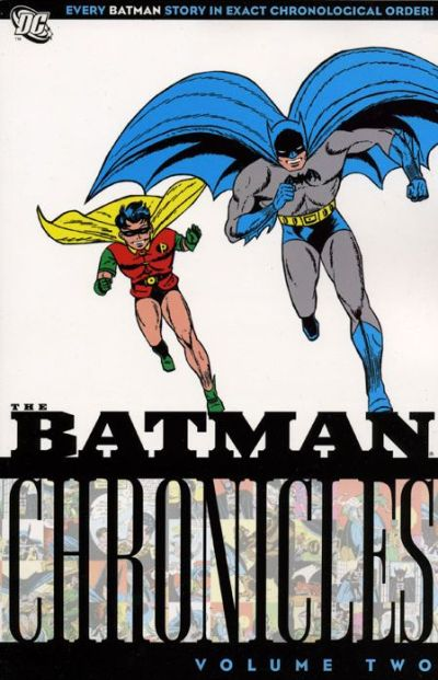 Batman Chronicles Vol 2 (Collected)