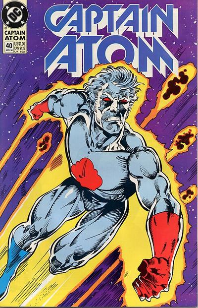 Captain Atom Vol 1 40