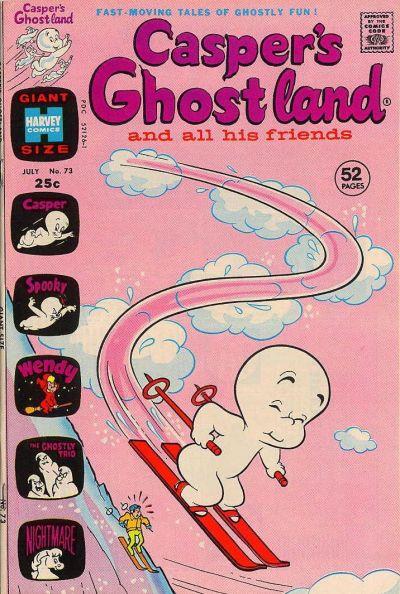 Casper's Ghostland Vol 1 73