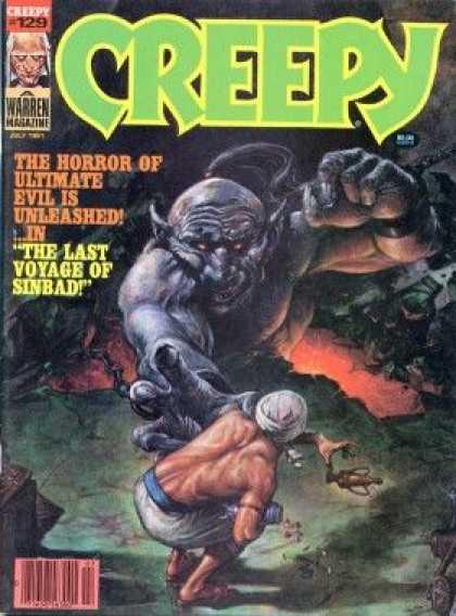 Creepy Vol 1 129