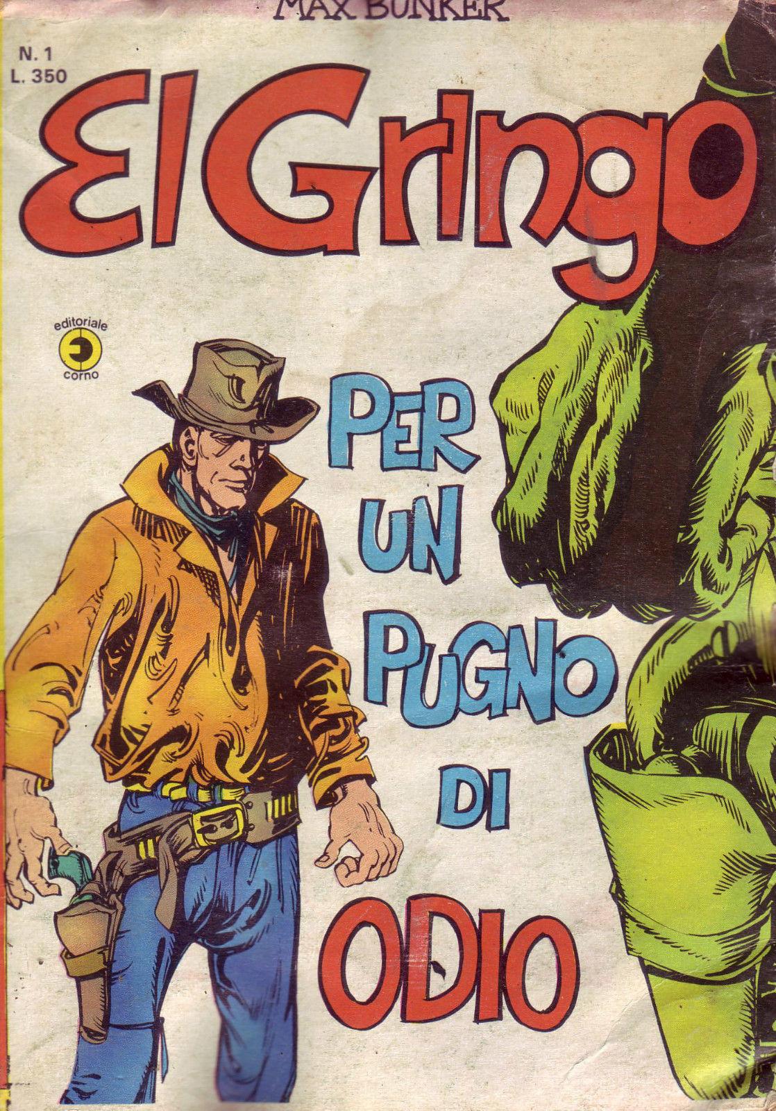 El Gringo Vol 2