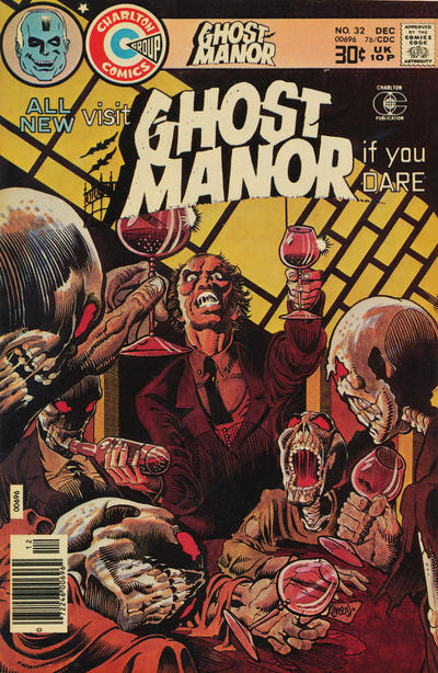 Ghost Manor Vol 2 32