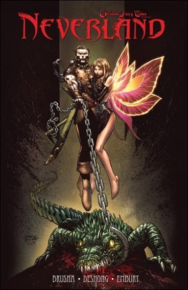 Grimm Fairy Tales: Neverland (HC) Vol 1 1