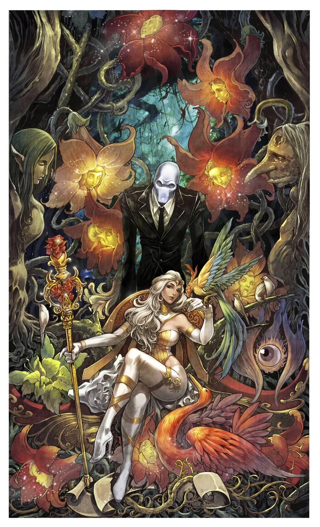 Grimm Fairy Tales Presents Wonderland Vol 1 27