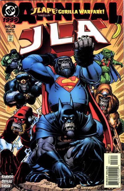 JLA Annual Vol 1 3