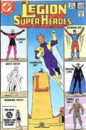 Legion of Super-Heroes Vol 2 301