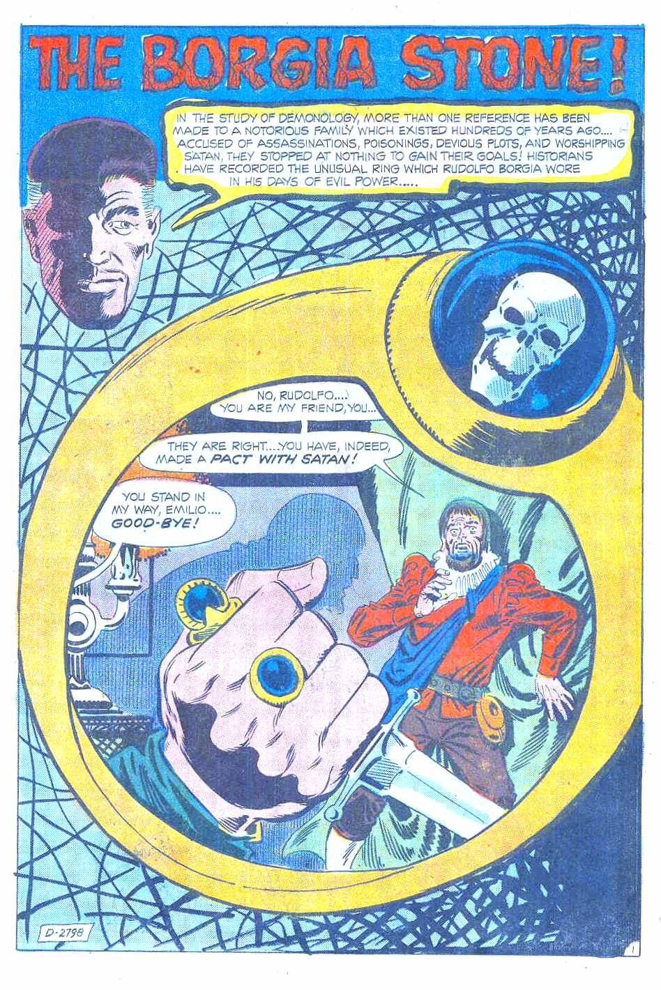 Many Ghosts of Dr. Graves Vol 1 32