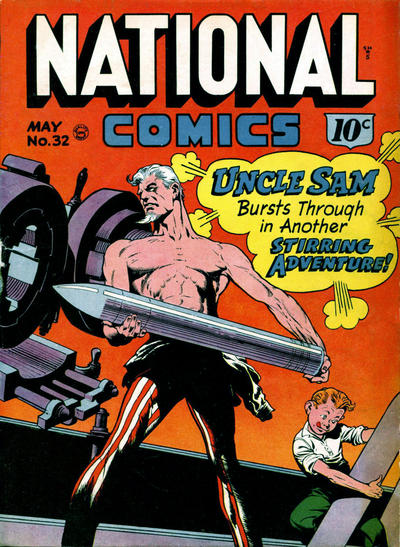 National Comics Vol 1 32
