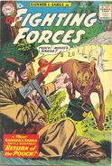 Our Fighting Forces Vol 1 58