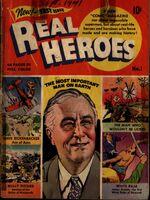Real Heroes (1941) Vol 1 1