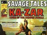 Savage Tales Vol 1 11