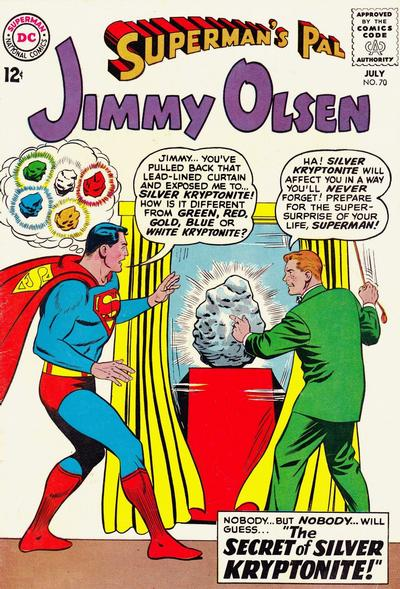 Superman's Pal, Jimmy Olsen Vol 1 70