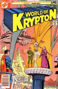 World of Krypton Vol 1 1