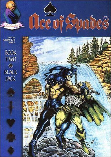 Ace of Spades Vol 2 2