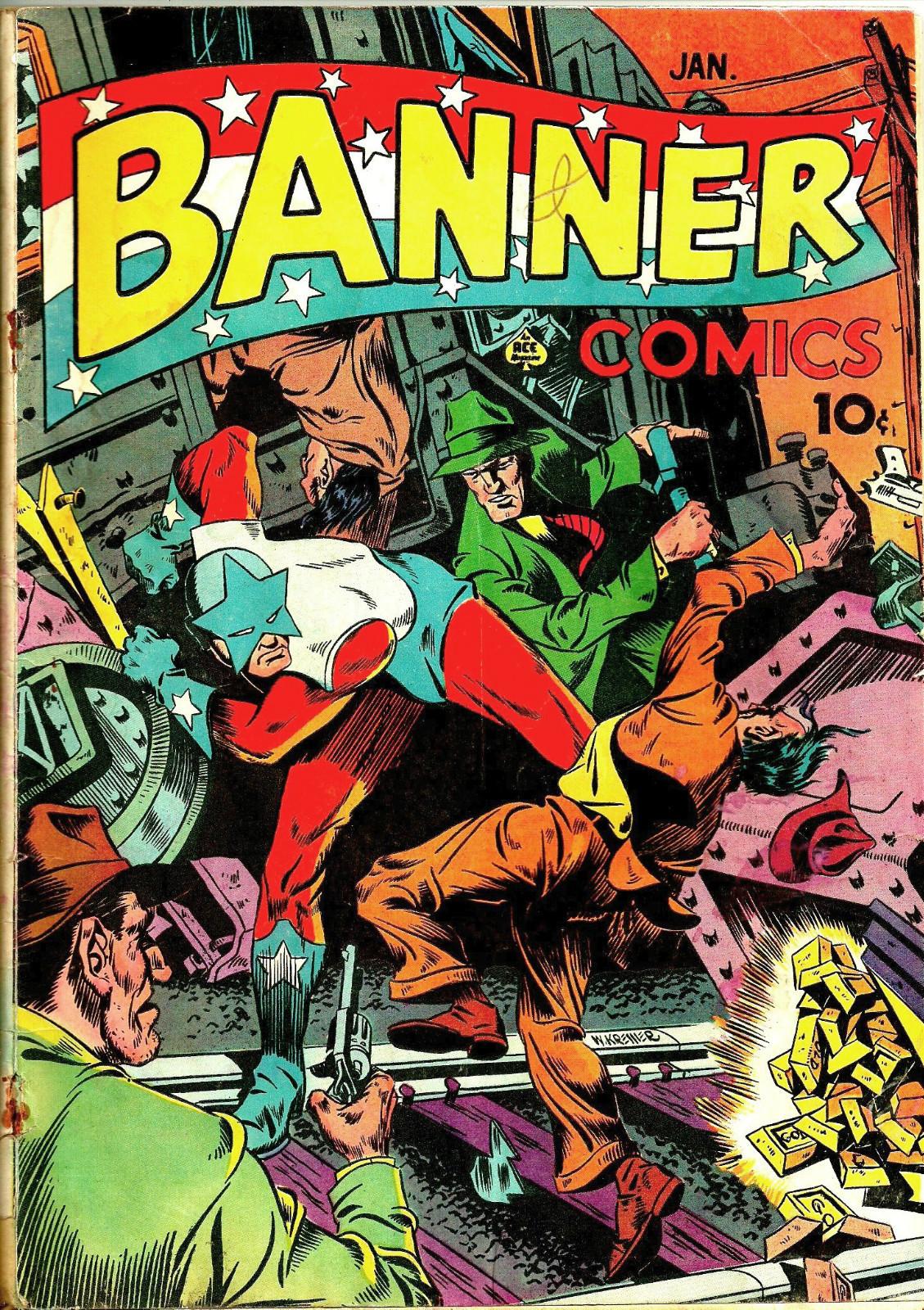 Banner Comics Vol 1 5