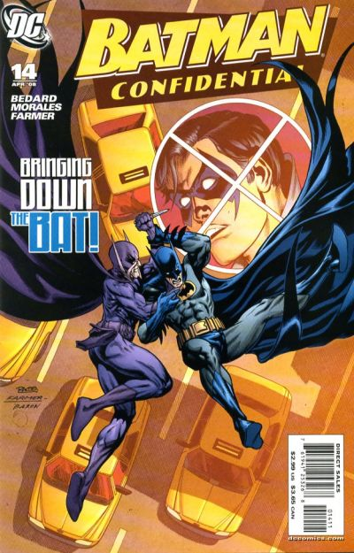 Batman Confidential Vol 1 14