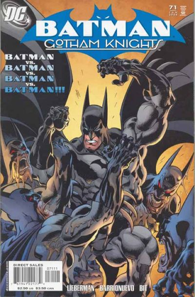 Batman: Gotham Knights Vol 1 71