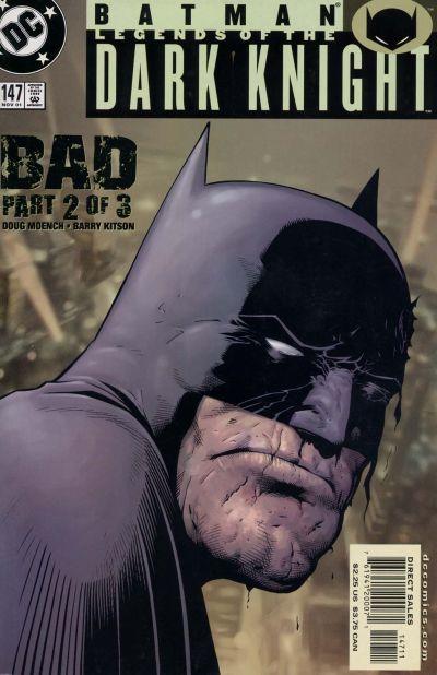 Batman: Legends of the Dark Knight Vol 1 147