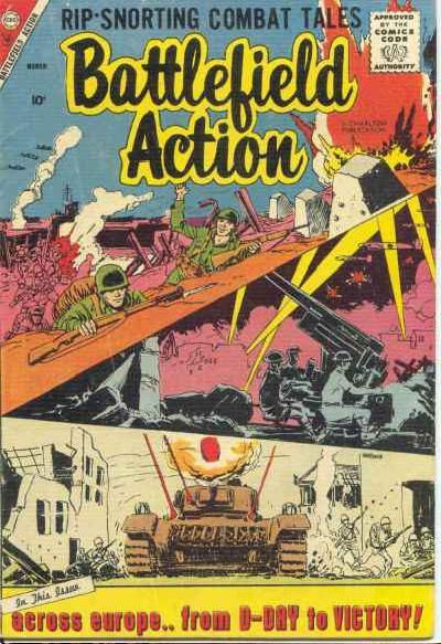 Battlefield Action Vol 1 18