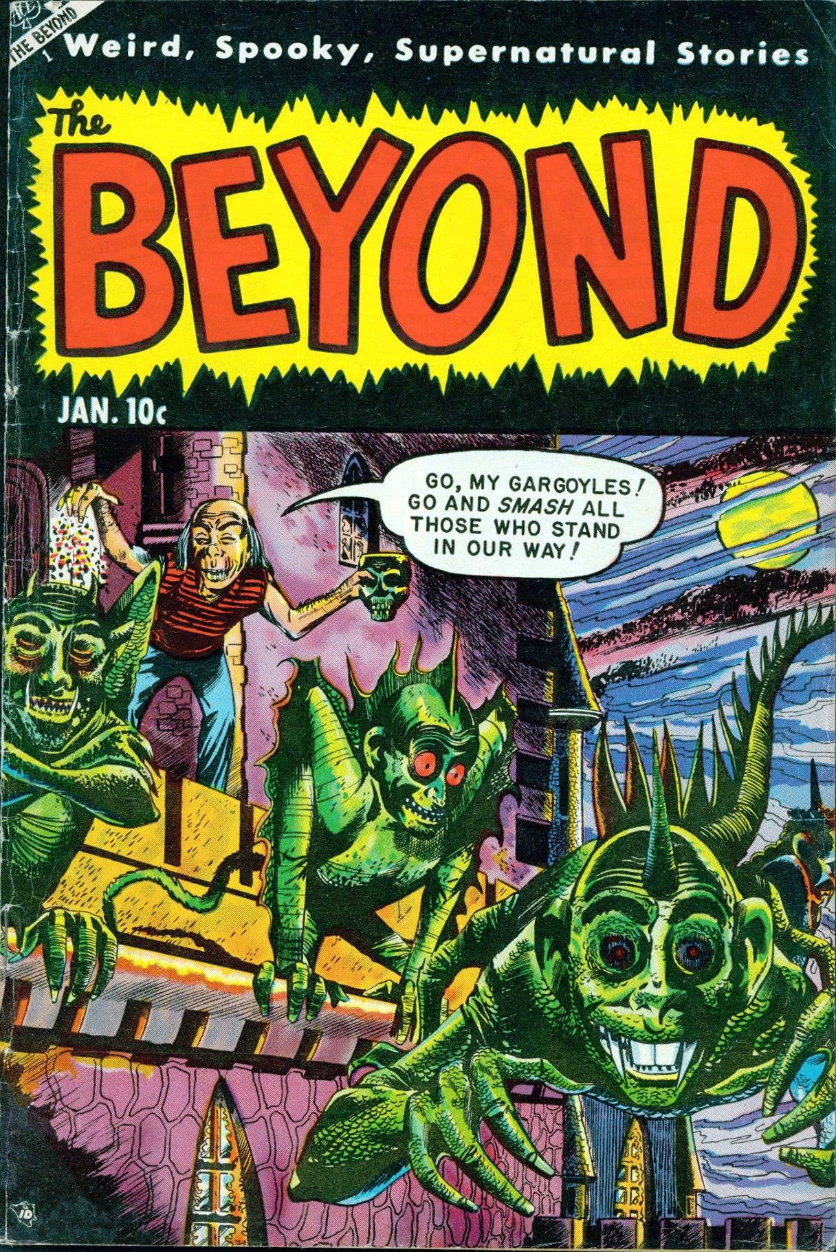The Beyond Vol 1 24