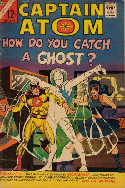Captain Atom Vol 1 82