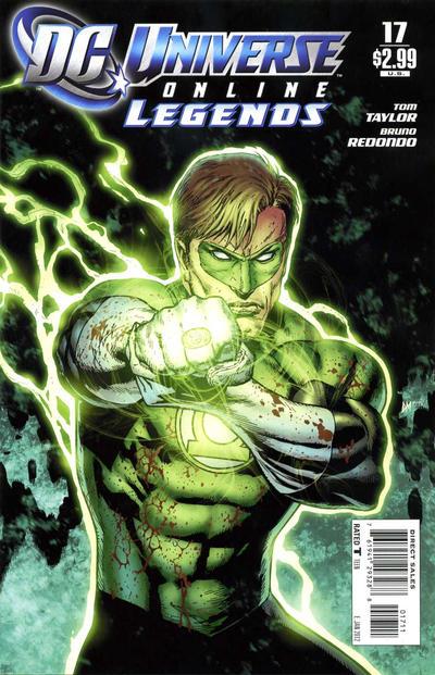 DC Universe Online Legends Vol 1 17