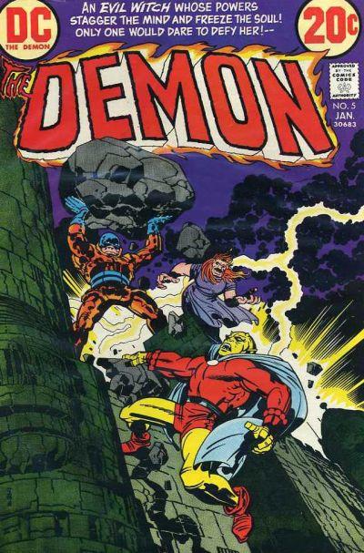 Demon Vol 1 5
