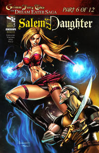 Grimm Fairy Tales: The Dream Eater Saga Vol 1 6