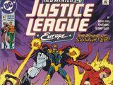 Justice League Europe Vol 1 47