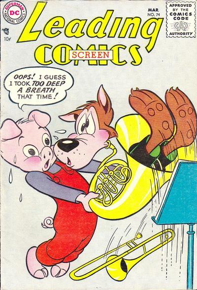 Leading Screen Comics Vol 1 74
