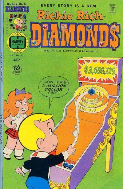 Richie Rich Diamonds Vol 1 31