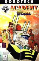 Robotech Academy Blues Vol 1 3